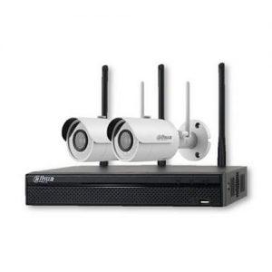 Комплект Wifi видеонаблюдения Dahua KIT-IP43-2B-W