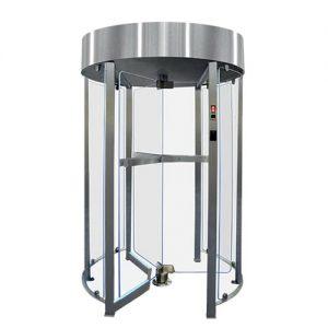 Электромеханический турникет GlassGo-S