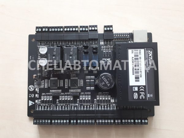 Сетевой контроллер Zk Teco C3-200