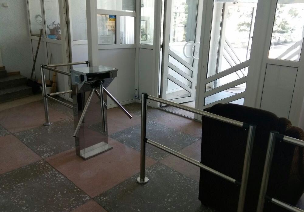 Установка турникетов Красноград