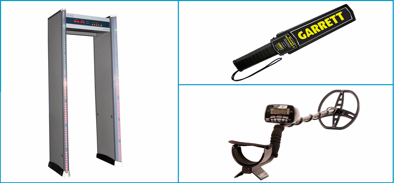Металлодетекторы (металлоискатели)