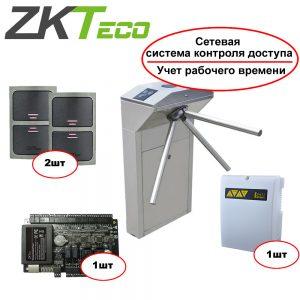 Карточный турникет ZkTeco TS1011