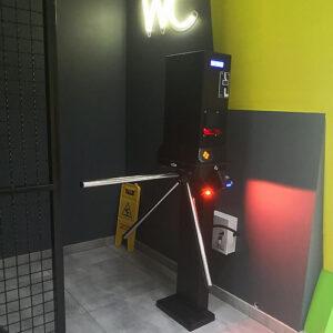 Система платного доступа для кинотеатров, авто-заправок, супермаркетов — Бизант 5.1 WC Full