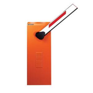 Гидравлический шлагбаум FAAC B620 STD. Прямоугольная стрела — до 4.8 м.
