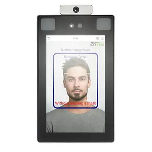 Терминал распознавания лиц с измерением температуры - ProFace X [TD]