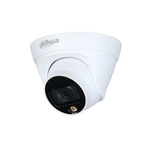 DH-IPC-HDW1239T1P-LED-S4 (2.8ММ) 2Мп FullColor IP камера видеонаблюдения Dahua с LED подсветкой
