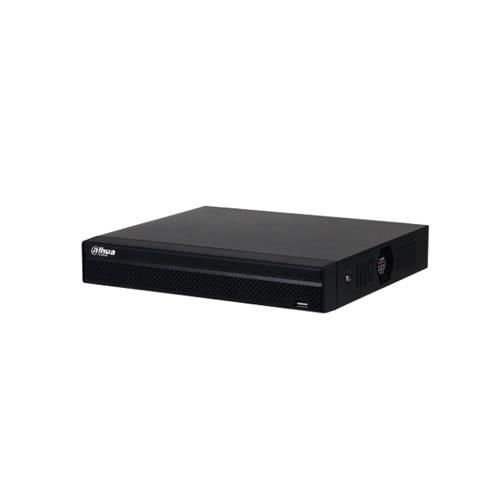 DHI-NVR1104HS-P-S3/H 4х канальный 1U POE Lite видеорегистратор