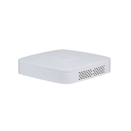 DHI-NVR4104-4KS2/L 4х канальный Smart 4K видеорегистратор NVR