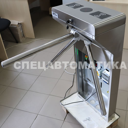 Турникет ZkTeco TS1000M (шлифованная нержавеющая сталь)