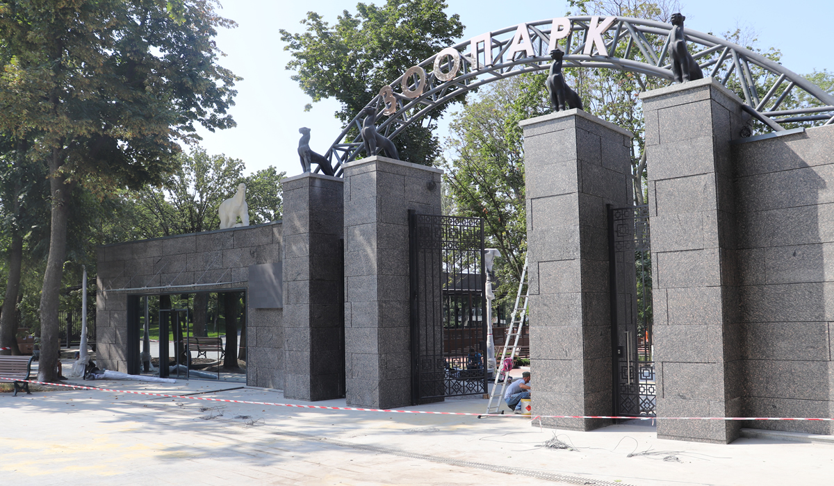 Монтаж турникетов Freeway в Харькове
